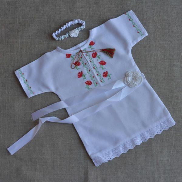 Вишиванки для немовлят (від народження до року) b9db8112f69fc