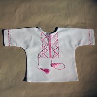 """Льоля-вишиванка """"Рожевий струмочок"""" (kolos_003)"""