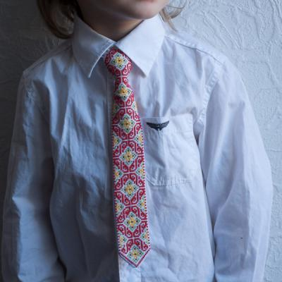 """Краватка для хлопчика """"Гуцулія"""""""