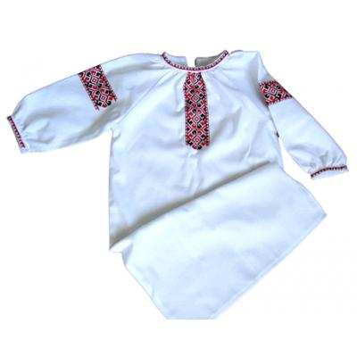 """Сорочка-сукня для дівчини """" Я маленька Украіночка """"."""