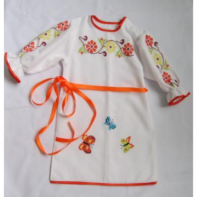 """Сукня для панни """" Квіткова фея """"."""
