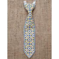 """Краватка """"Синьо-жовта украінська"""". (kolos323)"""