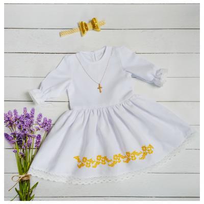 """Сукня для дівчинки """" Осіннє золото"""""""
